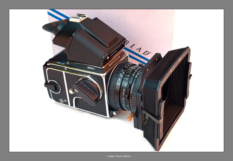 Hasselblad V Series Photography