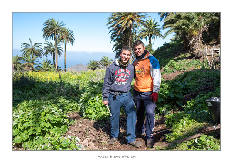 Nikon D750 in the Canary Islands