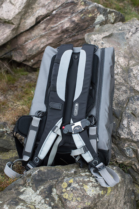 Ortlieb Day-Shot Waterproof Camera Backpack Review