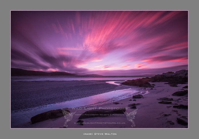 Luskentyre, Isle of Harris, photography workshops Outer Hebrides Steve Walton Wild Ligh