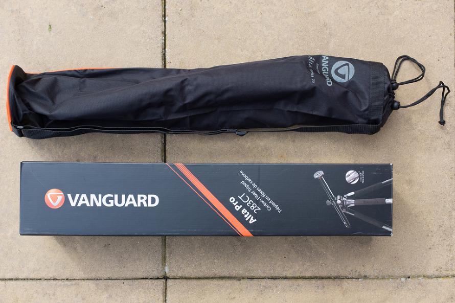 Vanguard tripod