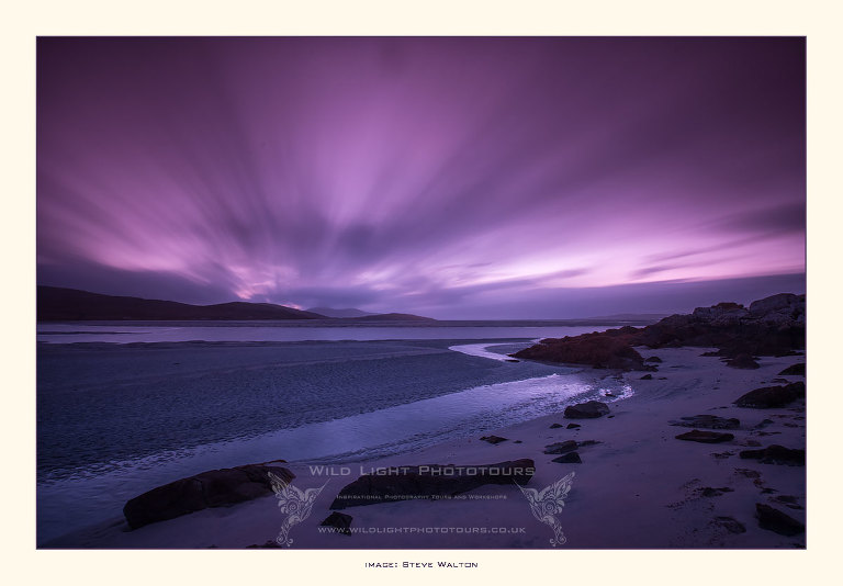 Photography workshops in the Outer Hebrides