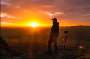 Steve Walton UK Landscape & Travel Photographer bio picture