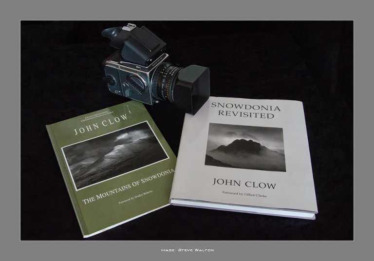 John Clow's books: The Mountains of Snowdonia and Snodonia Revisited