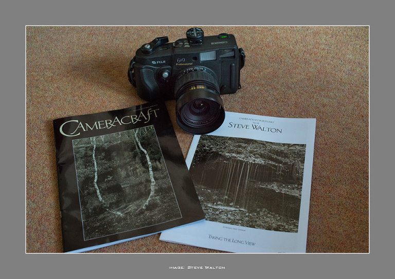 Delighted To Receive The Latest Copy Of Camercraft Magazine Today Find One My Images Has Been Used On Front Cover And An 8 Page Portfolio