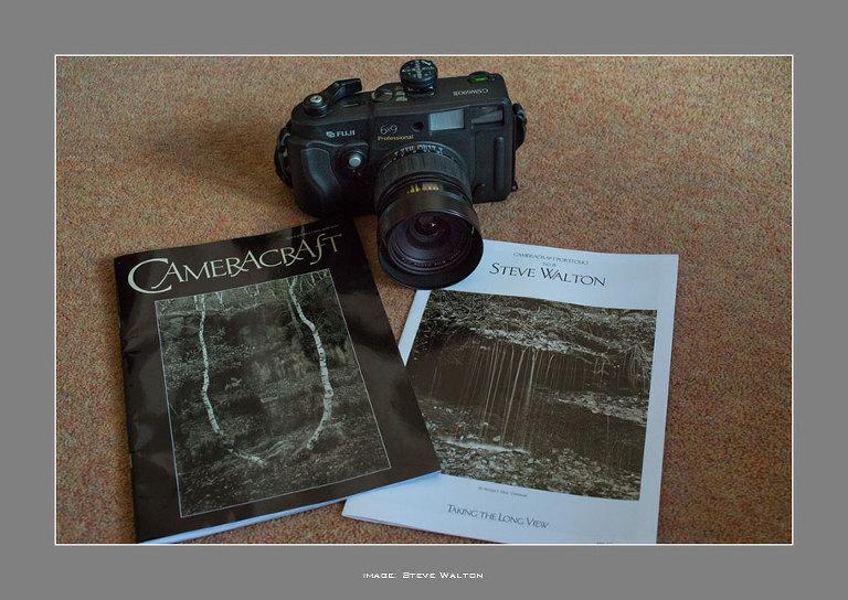 Fuji GSW690iii Rangefinder Camera