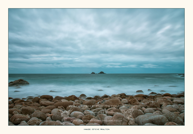 Photography workshops with Steve Walton at Porth Nanven, Cornwall