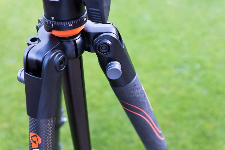 Vanguard Veo 265CB carbon fibre tripod