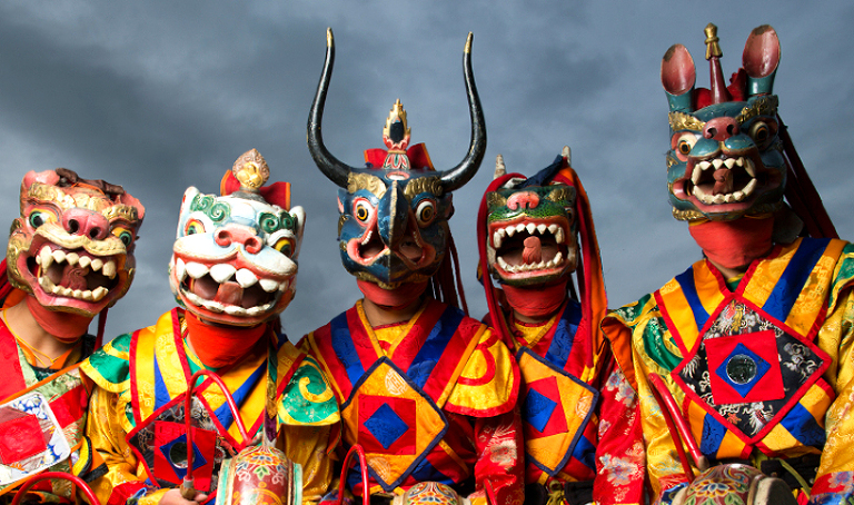 Photographic journeys in Bhutan