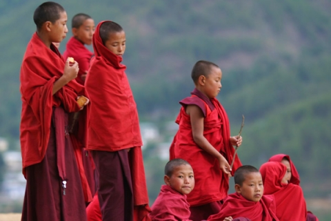 Photographic journeys in Bhutan with Steve Walton