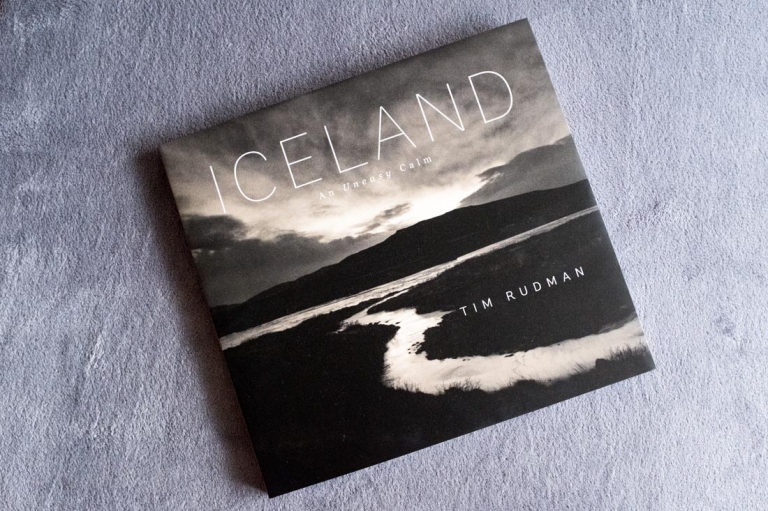 Time Rudman's book Iceland An Uneasy Calm