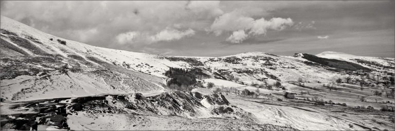 The Great Ridge, Peak District