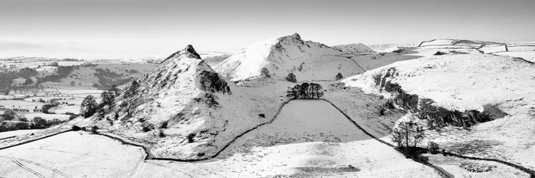 Parkhouse Hill and Chrome Hill, Peak District
