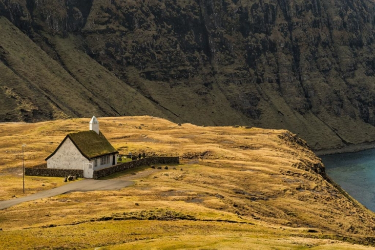 Visiting Saksun Church, Faroe Islands