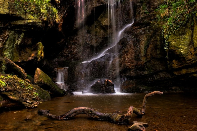 Roughting Linn Waterfall, Northumberland