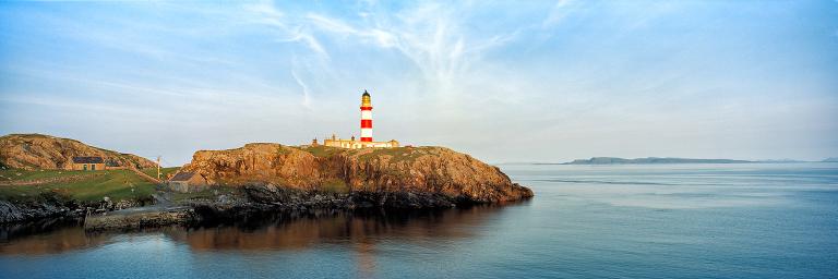 Scalpay, Eilean Glas lighthouse